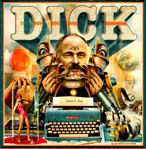 La locura de Philip K Dick