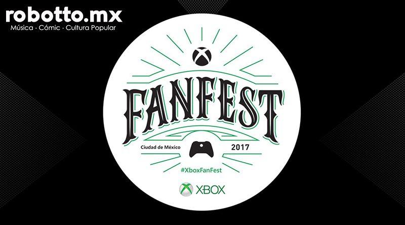 Xbox FanFest regresa a México.