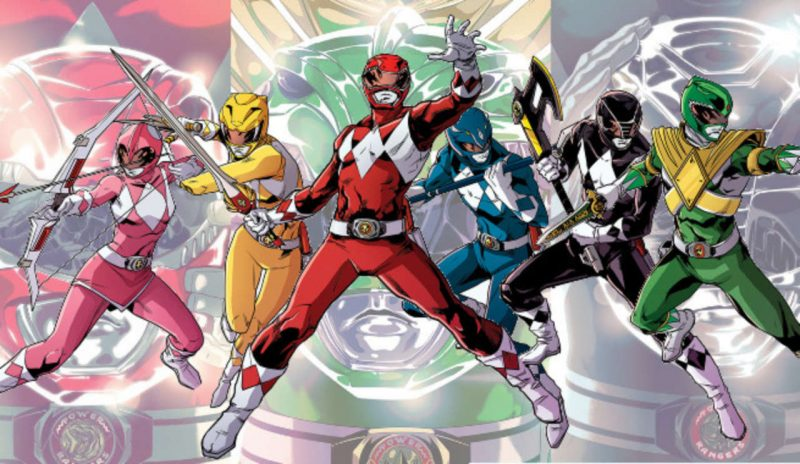La Casita de los Cómics!!!... Mighty Morphing Power Rangers