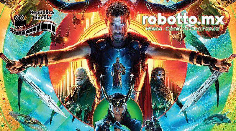 República Cinefila Thor: Ragnarok
