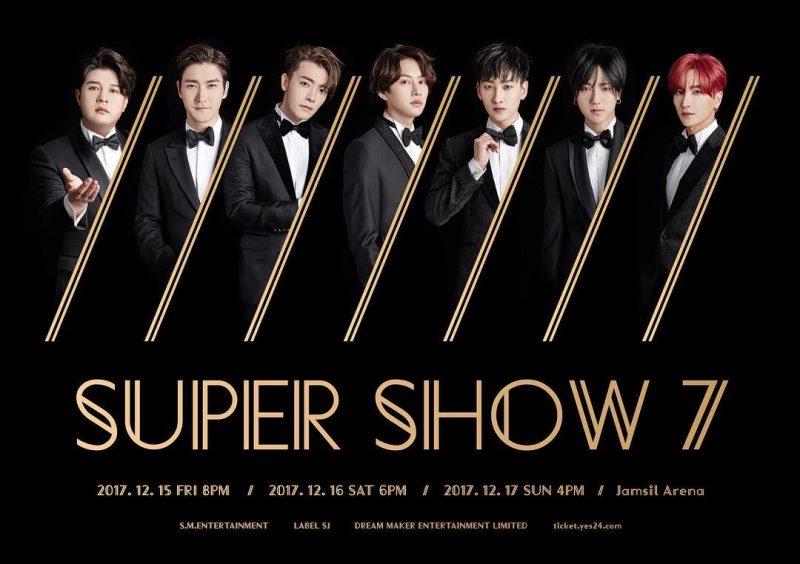 El Super Show 7 llega a Seúl