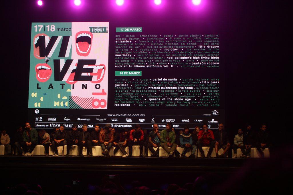 Reinventarse o morir: Vive Latino 2018