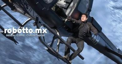 Tom Cruise #MisiónImposible6