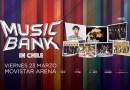 Music Bank in Chile (23 de Marzo)
