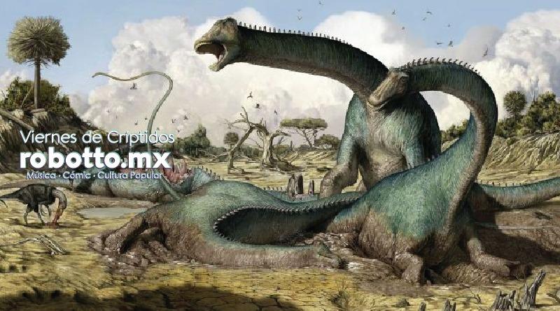 Viernes de Críptidos: ¿Dinosaurios entre nosotros? Parte 2