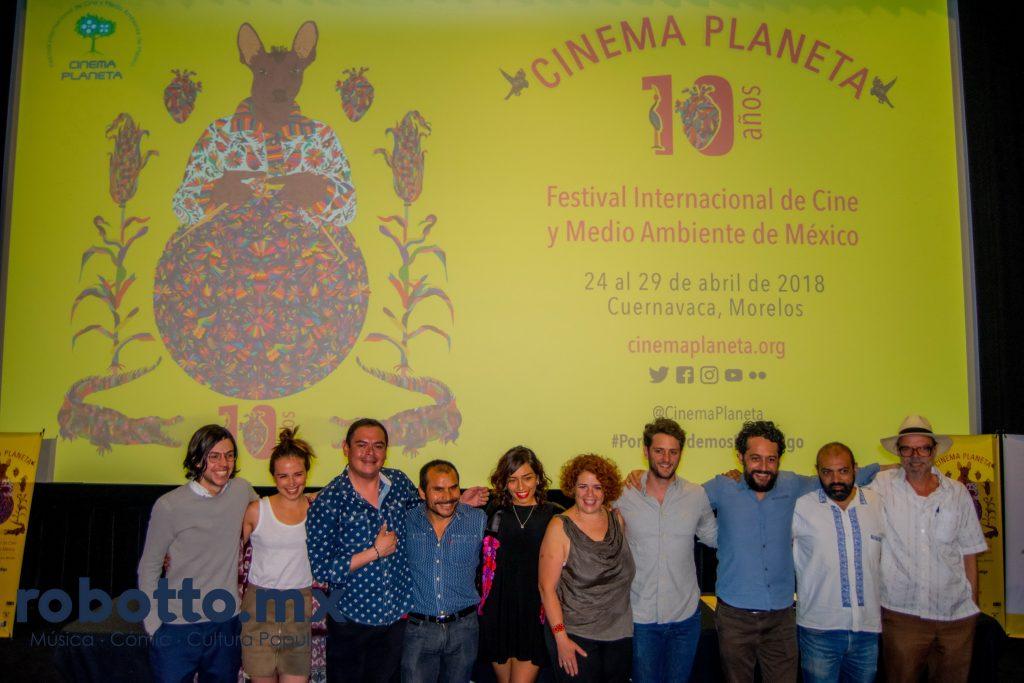 El Festival Internacional de Cine y Medio Ambiente de México Celebra su 10o Aniversario