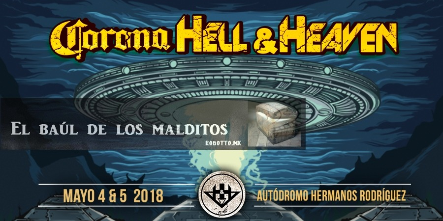 RUMBO AL HELL AND HEAVEN (MASTODON)