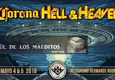 RUMBO AL HELL AND HEAVEN (MASTODON)