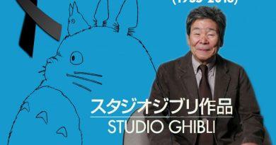 Descanse en Paz, Isao Takahata Cofundador de Ghibli (1935-2018)