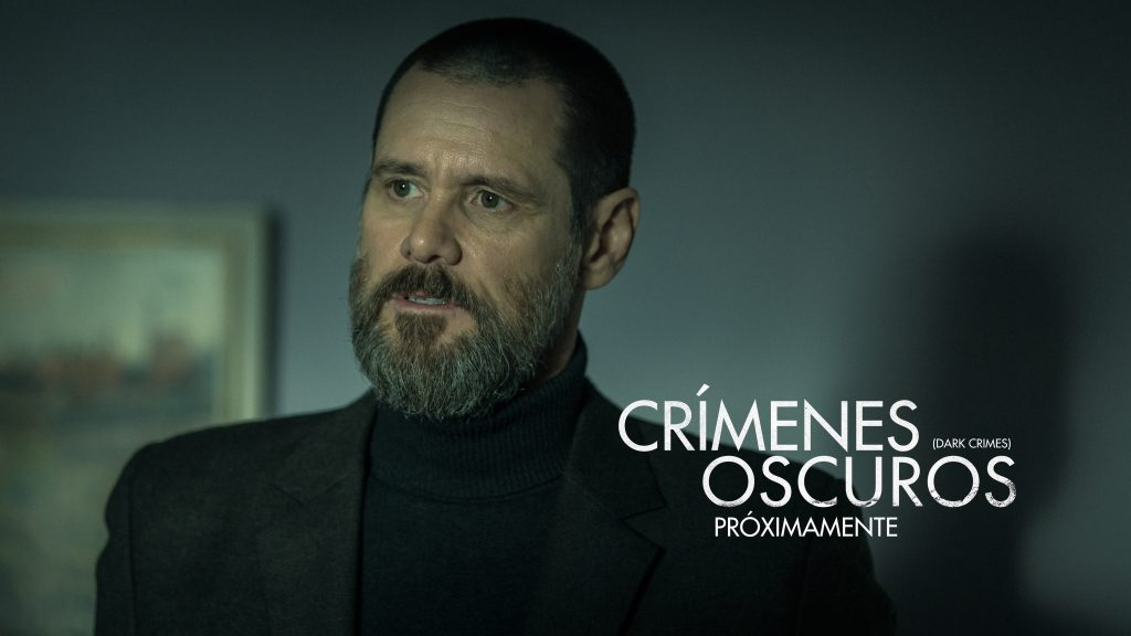 Jim Carrey regresa al cine con Crímenes Oscuros (Dark Crimes)