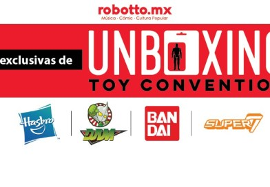 Unboxing Toy Convention