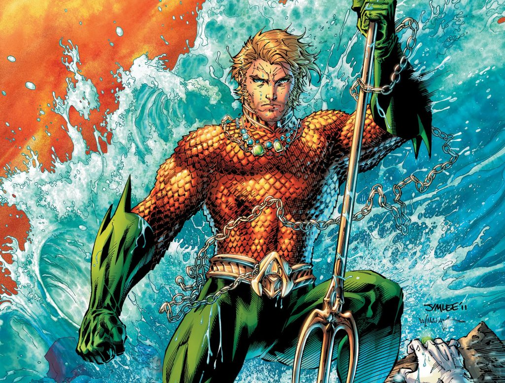 ¡La Casita de los Cómics! ... Aquaman