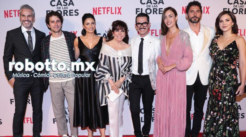 Netflix | Veronica Castro regresa en La Casa de las Flores.