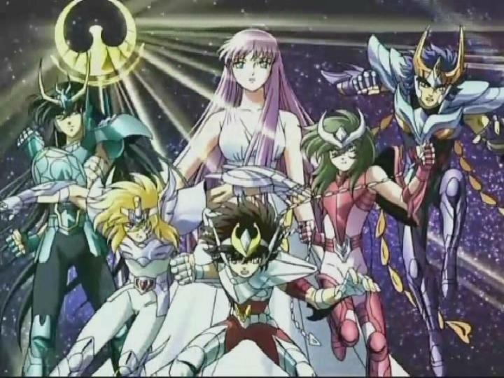 La Casita del... ¡¡¿Manga?!!..... Caballeros del Zodiaco