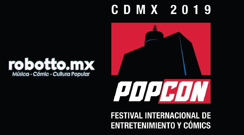 PopCon México 2019