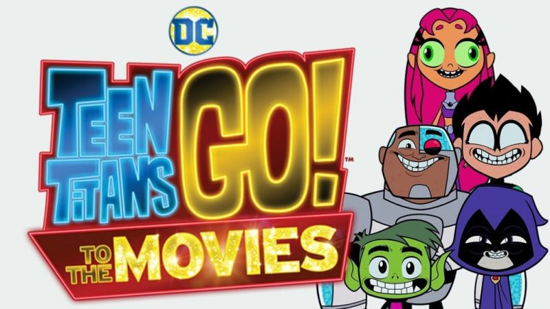 Jóvenes Titanes en Acción: La Película