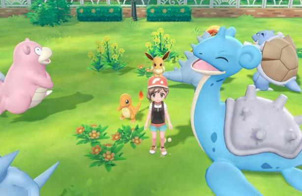 Pokemon Let´s Go