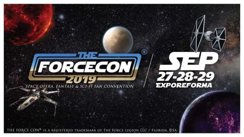 The Force Con 2019