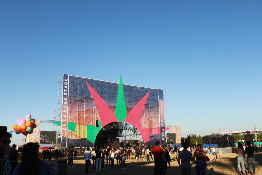 Tequila Sound Festival así se está viviendo