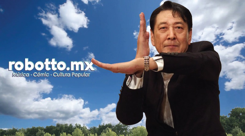 ULTRAMAN (Bin Furuya) viene a México a The Force Con.