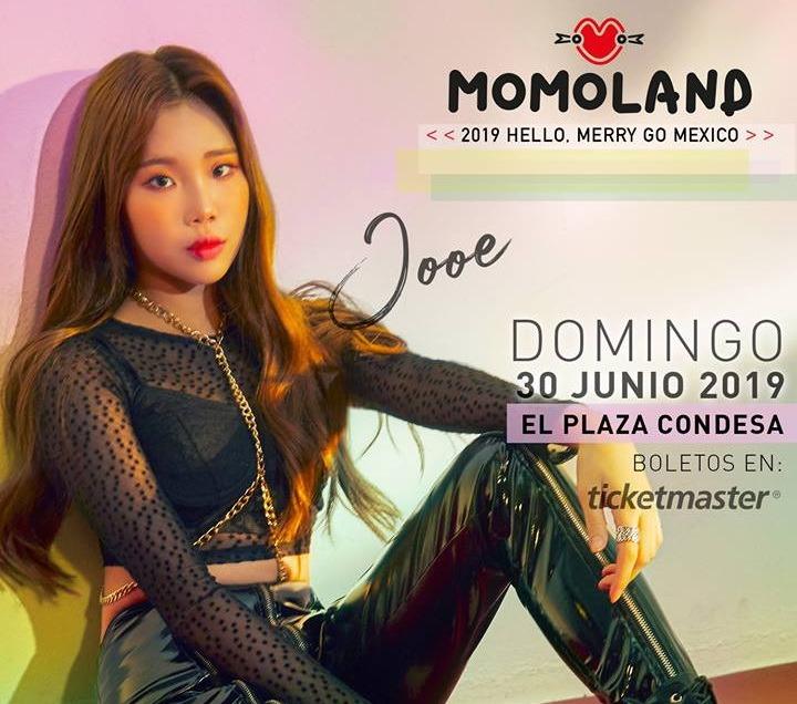 Confirmado MOMOLAND 30 de Junio del 2019 en Plaza Condesa