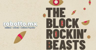 Block Rockin' Beasts