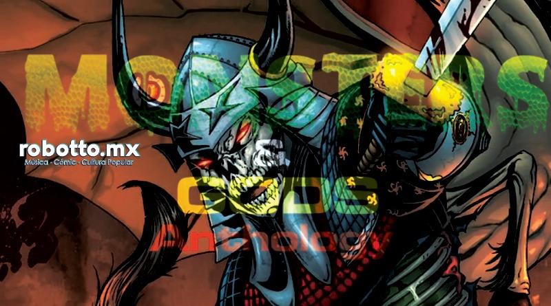Comic | En Kickstarter: Monstruos y Dioses Volumen 1.
