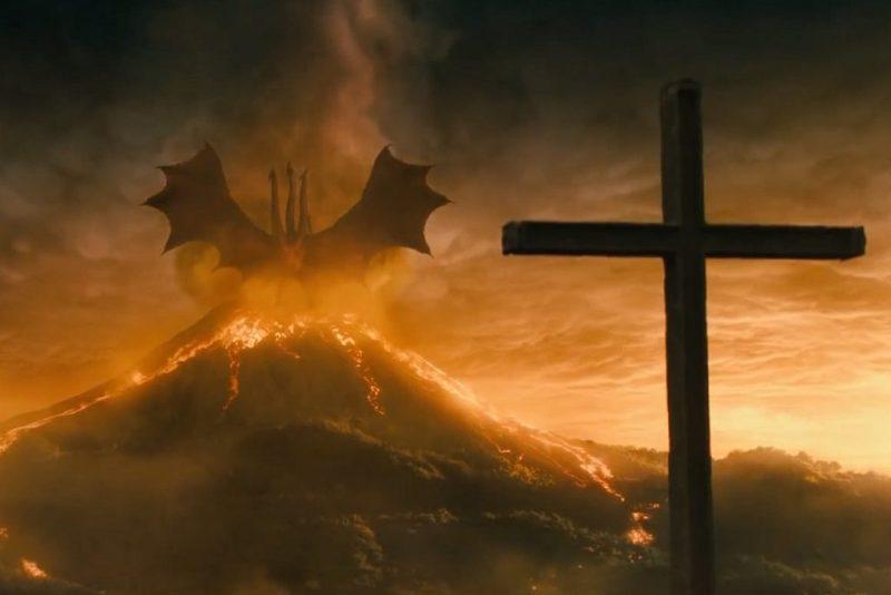 Godzilla 2 - El Rey de Los Monstruos
