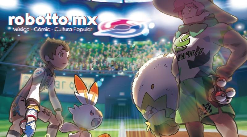 Gigamax Detalles De Pokemon Espada Y Pokemon Escudo Robotto Mx
