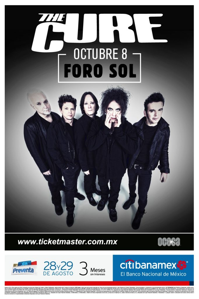 The Cure en México