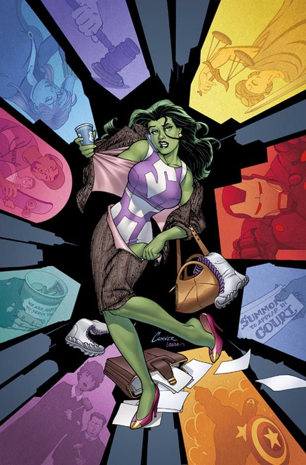 Savage She-Hulk