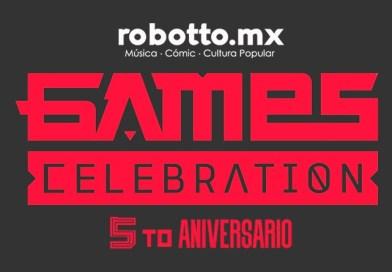 Confirmada la lista de invitados del Games Celebration 2019.
