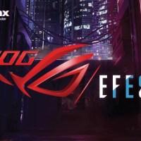 Te invitamos a ROG EFEST en CDMX