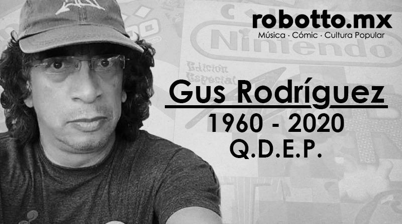 Gus Rodríguez