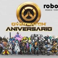 Overwatch: 4 años tratando de hacer del mundo un mejor lugar