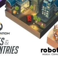 Ya está disponible el nuevo álbum soundtrack de Overwatch y lo celebran con un nuevo Desafío