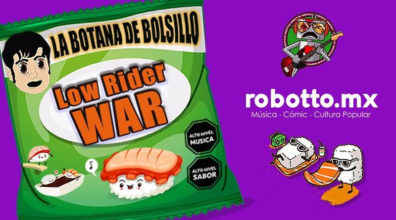 La Botana de Bolsillo - War