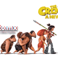 "Los Croods regresan en ""A New Age""."