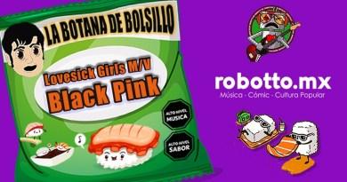 Black Pink La Botana de Bolsillo