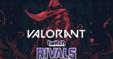 VALORANT Twitch Rivals