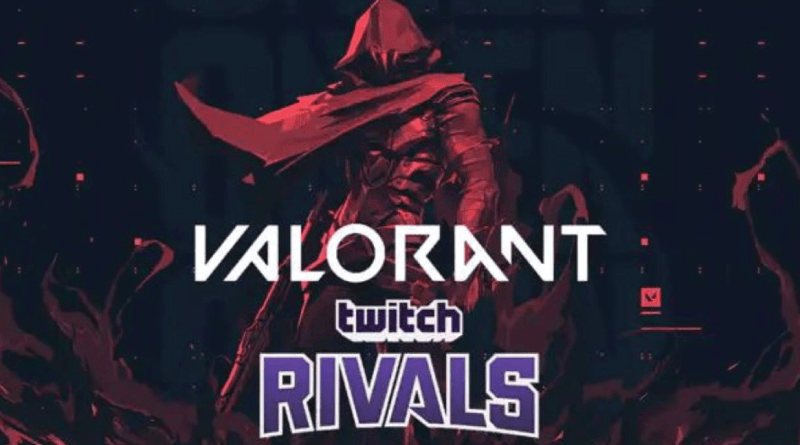 VALORANT Twitch Rivals