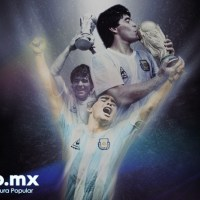 Diego Armando Maradona: El AD10S a una Leyenda
