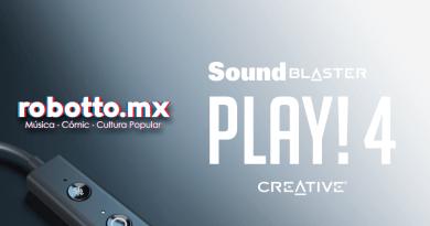 Sound Blaster PLAY! 4