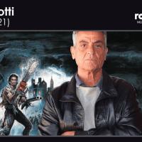 Enzo Sciotti, legendario artista, falleció a los 76 años.