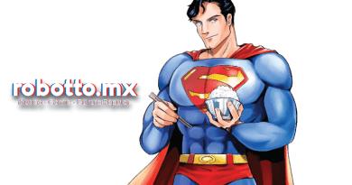 Superman protagonizará una próxima serie de manga gourmet