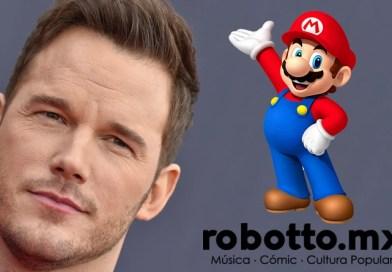 Chris Pratt será el plomero más famoso del mundo en la nueva película de Mario Bros.
