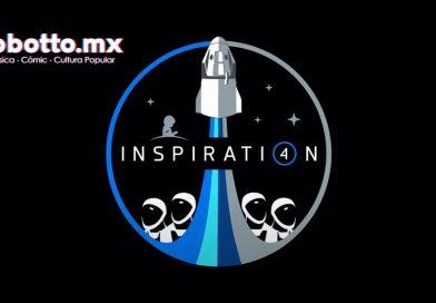Inspiration 4, la primera misión espacial totalmente civil.