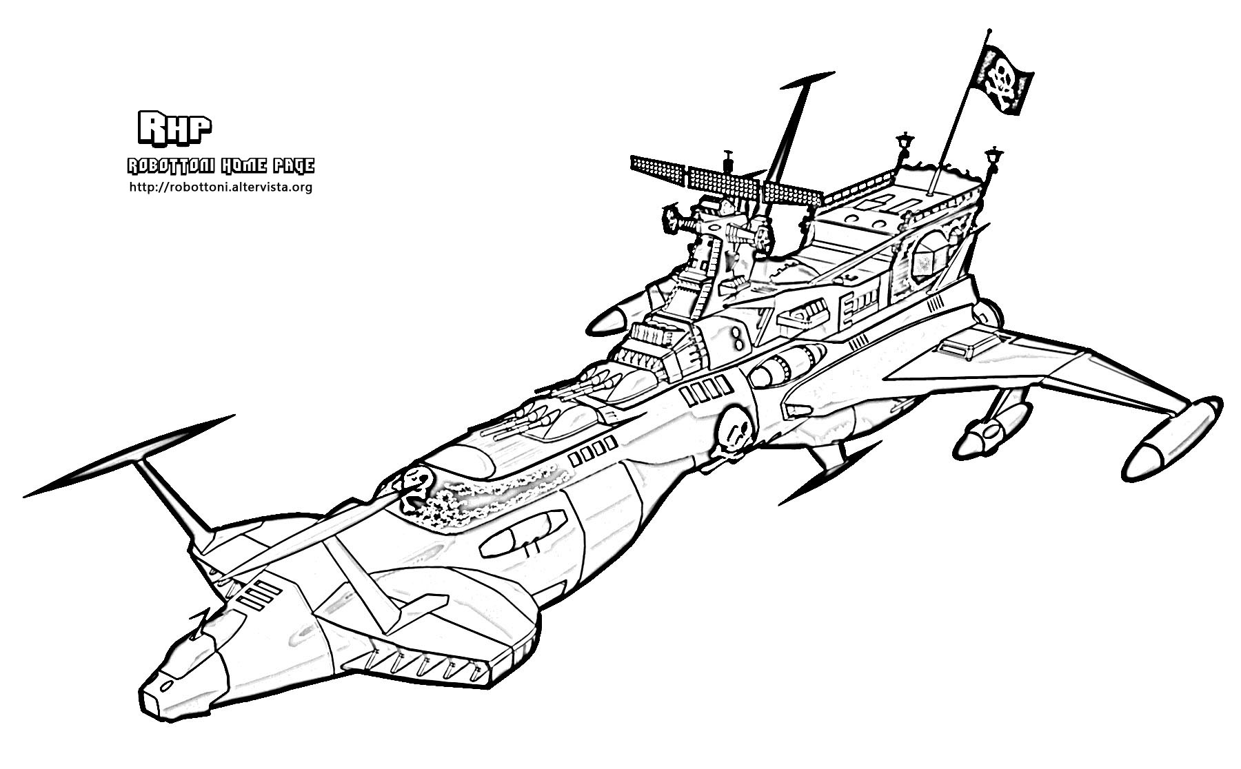 Gundam Coloring Pages