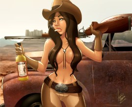 Tequila Cowgirl_bby_Shelly