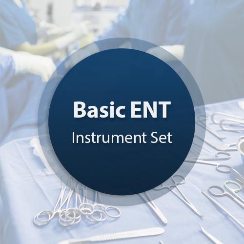 Basic ENT Basic Instrument Set